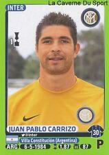 213 JUAN PABLO CARRIZO ARGENTINA INTER STICKER CALCIATORI 2015 PANINI