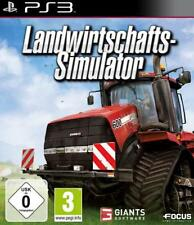 Playstation 3 Landwirtschafts Simulator  Deutsch Top Zustand