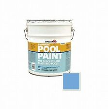 Rust Oleum 260542 5 Gal Zinsser Swimming Pool Paint, Blue