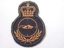 Canadian Armed Forces CANADA Anti Armour qualification sleeve badge Level 4 grn