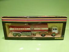 MERCURY 1:50 FIAT 692 TANKER  -  IN ORGINAL BOX  - RARE SELTEN - GOOD CONDITION