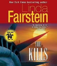 : The Kills by Linda Fairstein (2007, CD, Abridged) FREE SHIPPING
