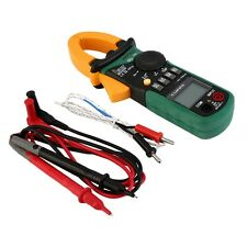 AC/DC Digital Multimeter Electric Tester Current Clamp Meter Ammeter MS2008B BH