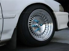 SET(4) 15x8 4x100 Performa Wheels ACURA CIVIC CRX MIATA INTEGRA BMW RE30 NEW