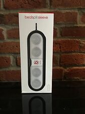 Beats by Dr. Dre Pill Sleeve Protective Cover - Black - New in Box - Free Ship