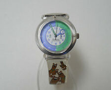 Armitron Scooby-Doo! Plastic Multi Color Band Watch