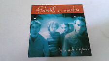 "ELEFANTES ""ME HE VUELTO A EQUIVOCAR"" CD SINGLE 1 TRACKS EN ACUSTICO"
