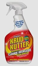 New! KK326 *KRUD KUTTER* Cleaner, Degreaser, Stain Remover, 32 oz Concentrated