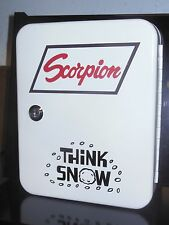 VINTAGE SCORPION SNOWMOBILE 1960 ERA DEALERSHIP SERVICE COUNTER 48 PLACE KEYBOX