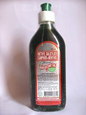 3 Genuine Efficascent Oil 235ml ~ The Famous Liniment