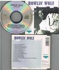 Howlin' Wolf ‎– Killing Floor CD 1992