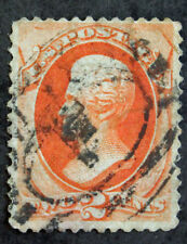 Timbre ETATS-UNIS / Stamp UNITED STATES - Yvert et Tellier n°40 obl (Cyn18)