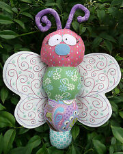SEWING PATTERN - Melly & Me - Blossom the Butterfly - Softie Toy Cute Boys Girl
