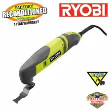 Ryobi MT100G 2 Amp Multi-Tool Kit Green ZRMT100G Reconditioned
