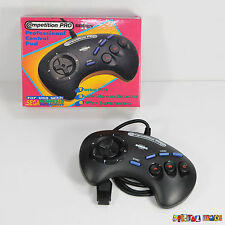 Competition Pro II Controller Control Pad For Sega Megadrive - BOXED MINT - PAL