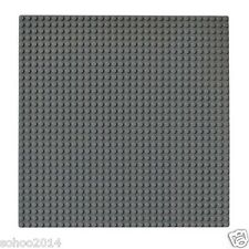 X1 Compatible for Lego dark gray BasePlate display Brick building base 32x32 Dot