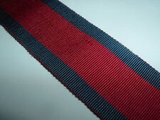 RIBBON-GOOD QUALITY OLD SILK/COTTON DISTINGUISHED SERVICE ORDER DSO