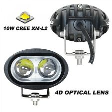 2 Pcs of 4D 20 Watt Fish Eye Car / Bike Led  Cree LED Fog Lamp White Light Spot