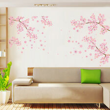 Cherry blossoms Home Art Wall Decal Decor Room Sticker Vinyl Removable Paper