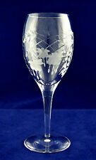 "Royal Doulton ""FALLING STARS"" Wine Glass - 19.2cms (7-1/2"") Tall"