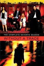 Without a Trace: Season 7 (6 Discs 2008) - Anthony LaPaglia, Poppy Montgomery
