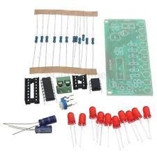 NE555 & CD4017 KIT 10 canali LED Luce Unità LED Light DIY Kit Scheda Elettronica
