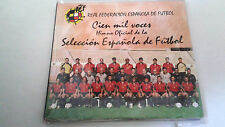 "SELECCION ESPAÑOLA DE FUTBOL ""CIEN MIL VOCES"" CD SINGLE 4 TRACKS HIMNO OFICIAL"