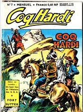 ¤ COQ HARDI n°7 ¤ 1962 CHATEAUDUN