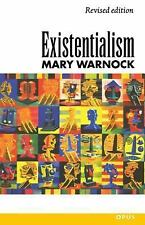 Existentialism (Opus Books) by Warnock, Mary