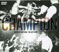 Champion - Different Directions / the Last Show [New CD] With DVD