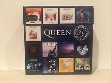 QUEEN SINGLES COLLECTION 4 - CD BOX SET - EXCELLENT CONDITION (2010)