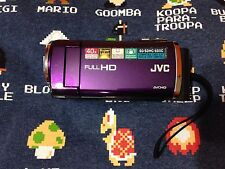 JVC Everio Full HD Camcorder GZ-E10VU EXCELLENT CONDITION