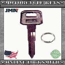 NEW BLANK KEY FOR YAMAHA MOTORCYCLES CODES: D32010-D79897- YH49 / YAMA-19D