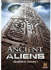 Ancient Aliens ~  5th Season 5 Five (PART ONE) ~ BRAND NEW 3-DISC DVD SET