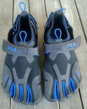 Fila SKELE-TOES Running Cross Fit Fitness Marathon Jogging Water Shoes US8 EUR41