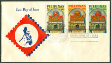 1964 Philippines ORGANONG KAWAYAN (Bamboo Organ) NG LAS PINAS First Day Cover