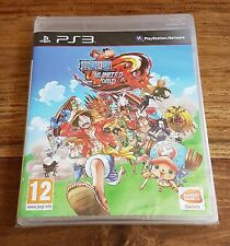 ONE PIECE UNLIMITED WORLD RED Jeu Sony PS3 Playstation 3 Neuf Sous Blister VF