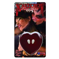 Vampire Fangs Love Sexy Bites Small Teeth by Scarecrow Twilight True Blood