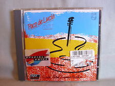 Paco de Lucia Sextet- Live...One Summer Night- PHILIPS- Made in France WIE NEU
