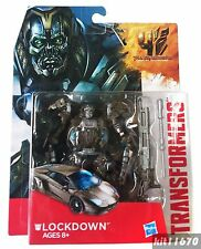 Transformers Hasbro Movies 4 Age of Extinction Deluxe Lamborghini Lockdown New