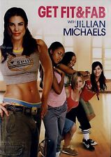 BRAND NEW DVD // FITNESS // JILLIAN MICHAELS // GET FIT & FAB // 78min