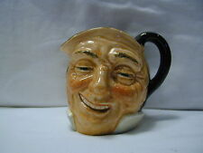 Farmer John Vintage Royal Doulton Toby Jug Character Mug Early A Mark D5789 Smal