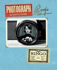 2DAY SHIPPING | Photograph, HARDCOVER, Ringo Starr, 2015