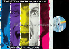 LP--TOM PETTY AND THE HEARTBREAKERS LET ME UP // OIS// 254721