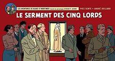 EO VERSION STRIPS 6000 EXS YVES SENTE ANDRÉ JUILLARD : LE SERMENT DES CINQ LORDS