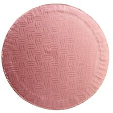 """Pack Of 6 Mason Cash Pink Round 20.5cm 8"""", 12 mm Thick Cake Boards Base Drum"""