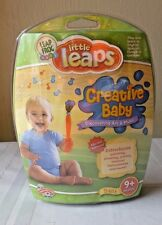 Leap Frog Pad Little Leaps Creative Baby Discovering Art & Music 2016 NIP