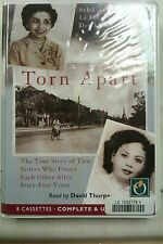 Torn Apart by Sybil and Blanche Le Fleur: Unabridged Cassette Audiobook (K4)