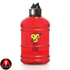 BSN Half Gallon Bottle BCAA Pre Workout Water Jug 1.8ltrs + Free BSN Samples