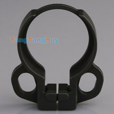 New QD Ambidextrous Clamp-On Slip Over Single Point Sling Buffer Tube Adapter